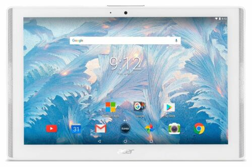 Image of Acer Iconia One 10 2017 10.1 Inch 16gb Android Wifi Tablet - White