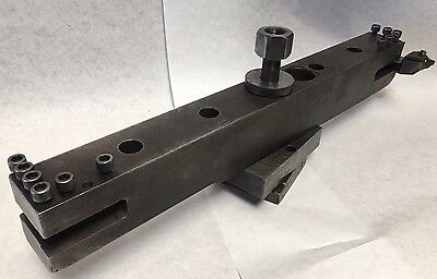 Huge Tool Holder For Indexable Tool Metal Lathe Tooling 24 X 3 X 2.5