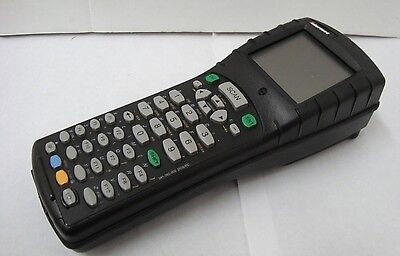 Intermec Norand 6400 Barcode Scanner With Hardware And Case