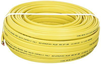 Romex 50 Ft. 122 Solid Nm-b Gauge Indoor Residential Electrical Wire