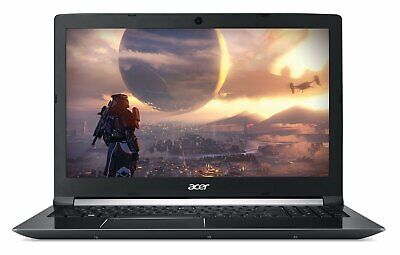 Acer Aspire 7 Gaming Laptop Intel Core i7-8750H 2.2GHz 16GB Ram 1TB HDD Win10H
