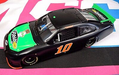 Danica Patrick  10 Godaddy Com  Custom  Test Car 1 24