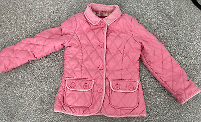Girls Gap Coat Age 6-7 Years