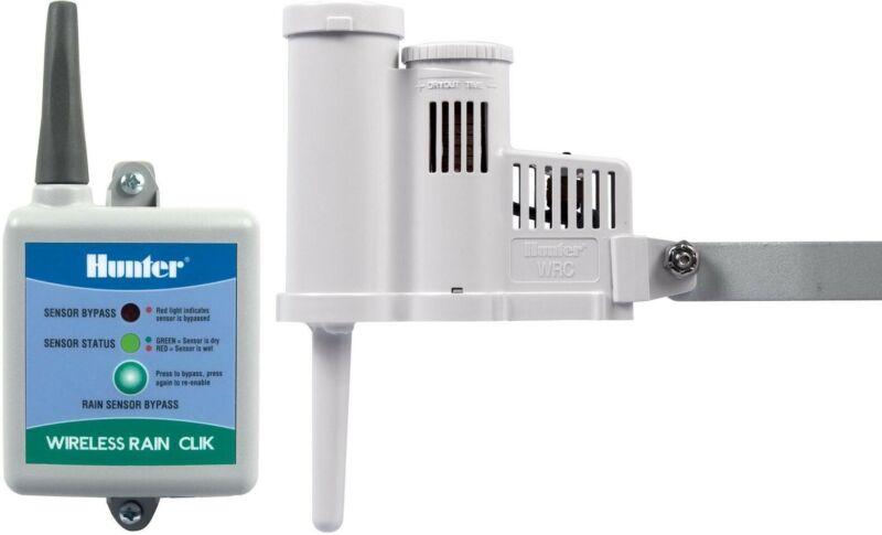 NEW MODEL Hunter Wireless Rain Sensor Rain Clik WR-CLIK Weather Sensor
