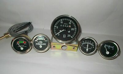Massey Ferguson Gauge Kit And Tachometer -mf35mf50mf65mf135mf150