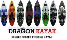 Dragon Kayak complete kayak fishing packages from $449 Maroochydore Maroochydore Area Preview