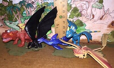 Stormfly Dragon (How to Train your Dragon minis, Toothless, Stormfly, Cloudjumper, and etc. 2018)