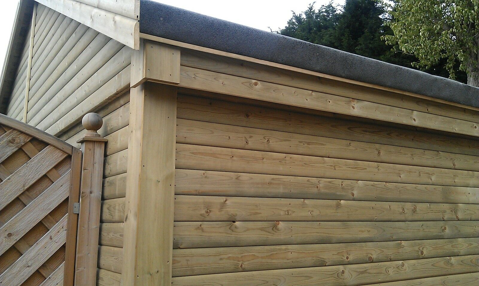 Shiplap loglap cladding top quality t g looking for for Bathroom t g cladding