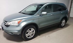 2010 Honda CR-V EX-L |Rmt Start|Htd Leather|Dualzone|Clean