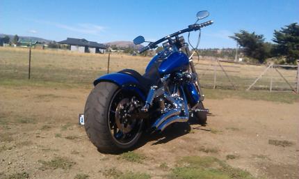 2007 Harley Davidson wide glide