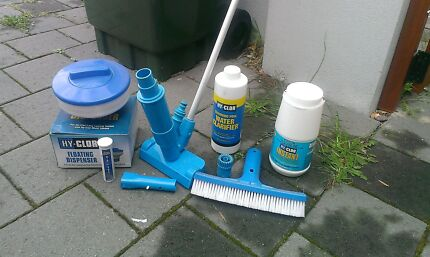Spa or mini Pool cleaning kit Osborne Park Stirling Area Preview