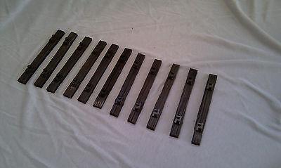 Spur 2  (64mm)  Schwellen / Holzoptik