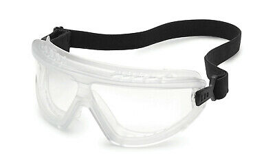 Gateway Wheelz Clear Anti Fog Lens Safety Goggles Glasses Lightweight Z87