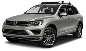 2015 Volkswagen Touareg 3.6L Execline AWD, Heated steering wh...