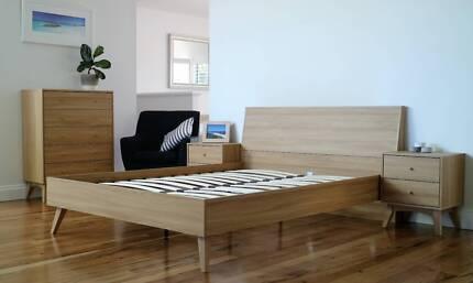 Great Looking Retro Bedroom Suite - BRAND NEW