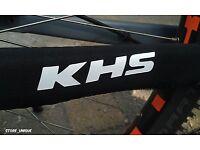 Bike Schutzausrüstung Kettenstrebenschutz Diamondback Chain Slapper Protection 1