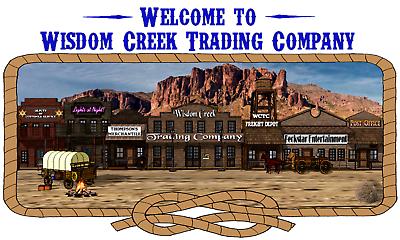The Trading Post On Wisdom Creek
