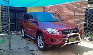 Toyota RAV4 06-12 Nudge Bar 2.5