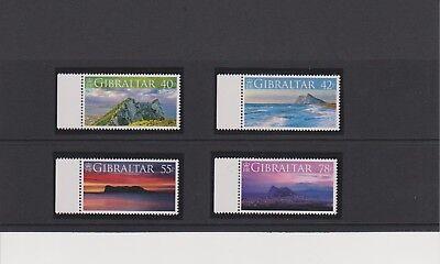 Gibraltar  Scenic Views Set MNH Scott 1104-1107