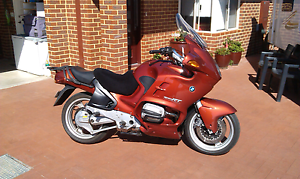 BMW R1100RT - new clutch, new tyres North Perth Vincent Area Preview