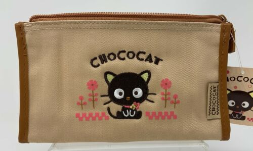 Sanrio Chococat Zipper Case ~ 2007