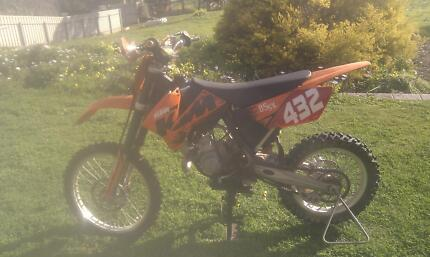 2007 ktm 85 Golden Grove Tea Tree Gully Area Preview