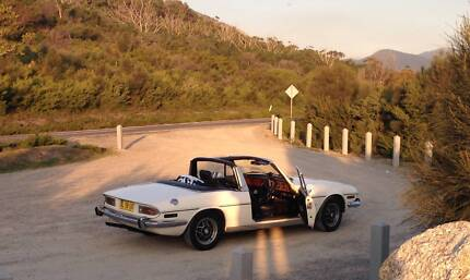 1976 Triumph Stag Mark 2 Convertible Bronte Eastern Suburbs Preview