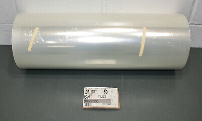 Ipg Exlfilm Plus Polyolefin Shrink Wrap 28 X 8750 60 Gauge Heat Film Sw