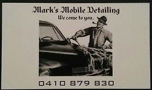 Marks Mobile Car Detailing and Car Cleaning Southport Gold Coast City Preview