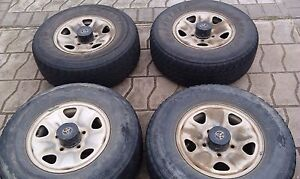 Toyota Landcruiser 100 series IFS wheels and tyres Cooranbong Lake Macquarie Area Preview