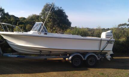 haines v19r with140hp 4 stroke Sorell Sorell Area Preview