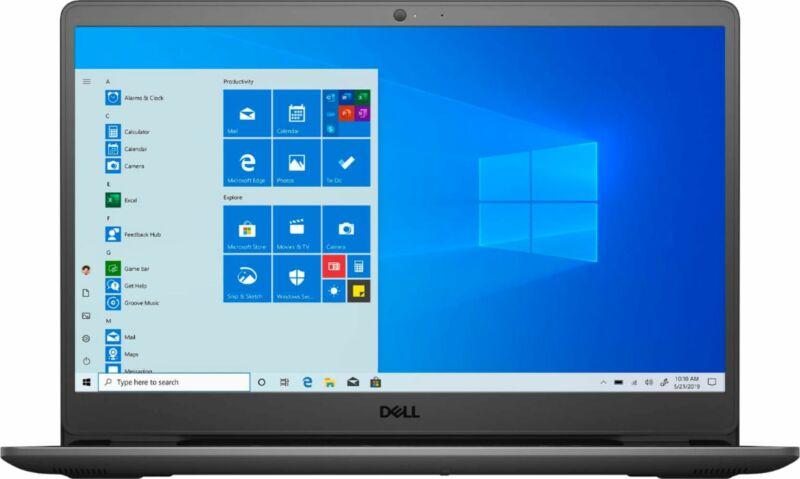 Dell - Inspiron 15.6-inch FHD + Touch Laptop -AMD Ryzen 5 - 12GB RAM - 256 GB...