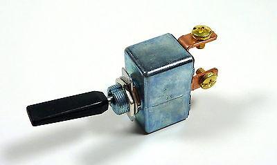 Black Toggle Switch 12v Dc 50 Amp Spst On-off For Auto Marine Panel Mount