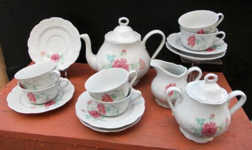 Ivy Wild Cnp Service Porcelain Tea Or Coffee