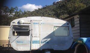 60's Vintage Caravan Jerrys Plains Singleton Area Preview