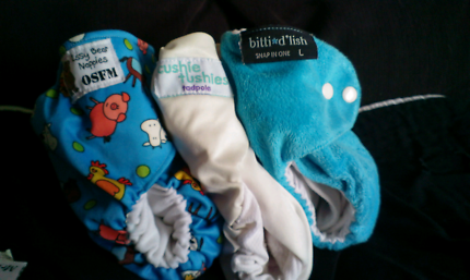 Modern cloth nappies (MCN)