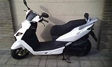 Daelim S1 125CC Fully Serviced & Rego to December Sydney City Inner Sydney Preview