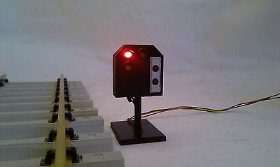 Spur G / Spur 2  Lichtsperrsignal  / Rangiersignal / Ks-System DB AG