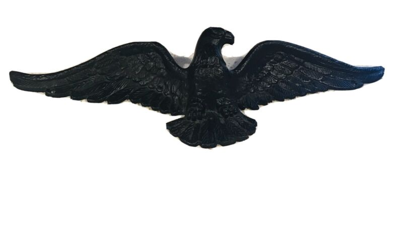Vintage Large Metal American Eagle