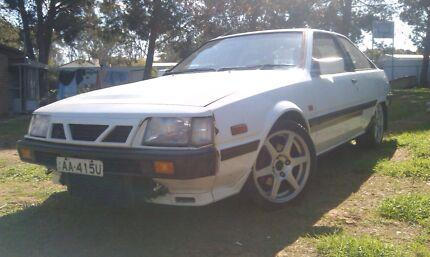 86 cordia turbo (P Plate friendly) Kapunda Gawler Area Preview