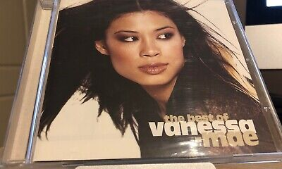 VANESSA MAE The Best Of Vanessa Mae CD LIKE