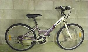 Ladies bike small frame -18 speed - mini hybrid. Paddington Brisbane North West Preview
