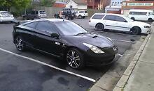 2001 Toyota Celica Coupe City North Canberra Preview