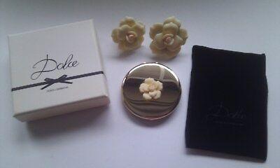 Dolce & Gabbana Taschenspiegel Dolce