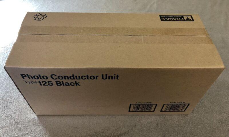 Ricoh Type 125 Black Photoconductor Unit Genuine 402524 Brand New