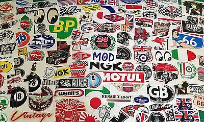30 QUALITY SECOND STICKERS Faulty Overstock Car Motorcycle Toolbox Stickers