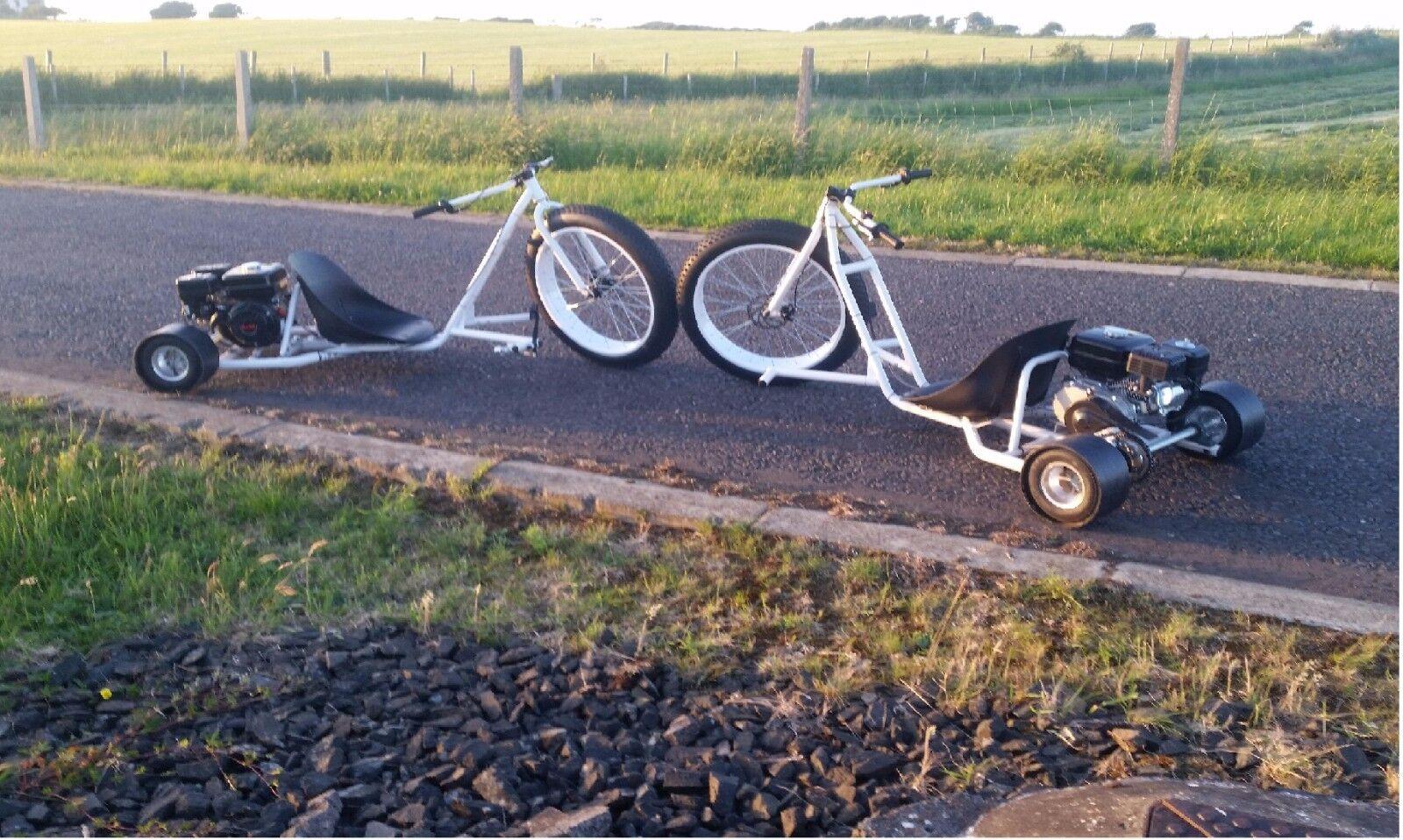 6f707bdada4 Details about Drift Trike Big wheel Bikes three wheeler drifter 20