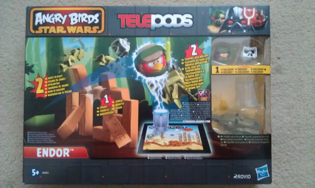 SWAB - ENDOR - Angry Birds Star Wars TELEPODS - Brand new