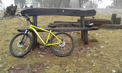 Specialized 26' hardtail mtb Bocoble Mudgee Area Preview