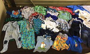 Boys 6-12 months clothing